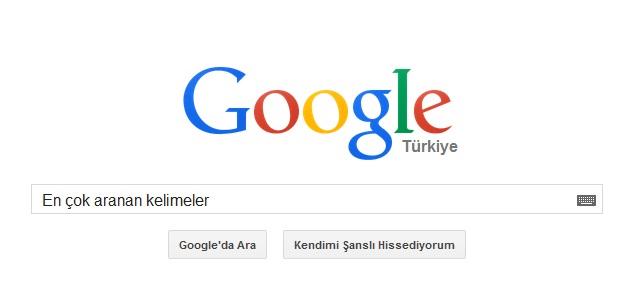 2013 Yılında Google'da En Çok Ne Arandı?