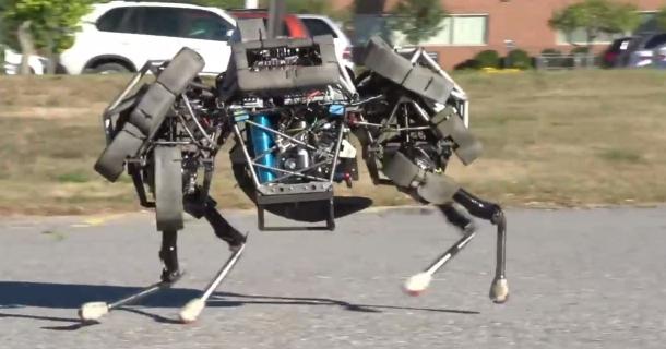 Google Robot Şirketini Bünyesine Kattı