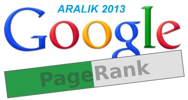 Beklenen Google Pagerank Güncellemesi Geldi