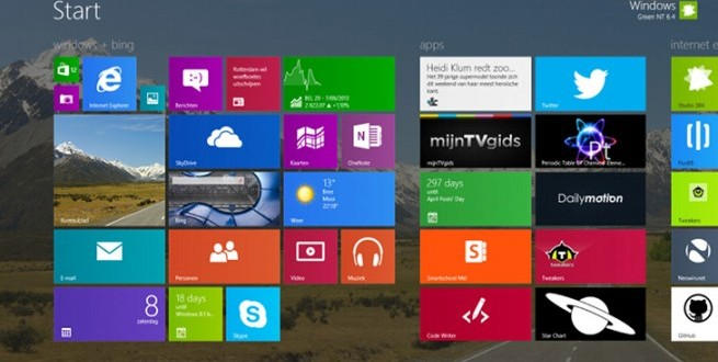 Windows 8.2 Sızıntıları Arttı