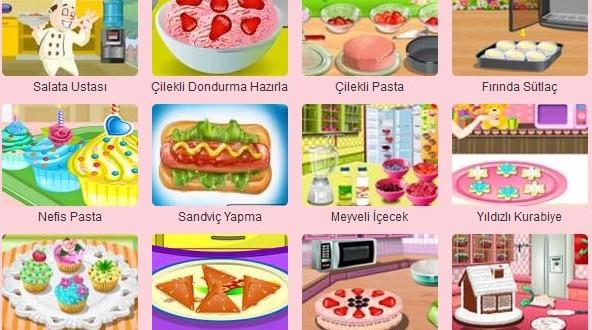 Yemek oyunları