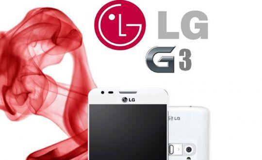 LG G3 modeli