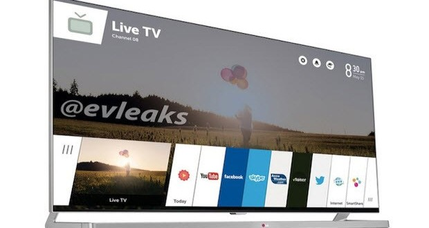LG'den WebOS İşletim Sistemli LCD TV