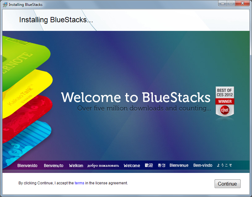 bluestacks 1