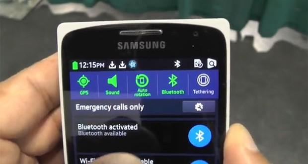 Tizen İşletim Sistemli Samsung Bu sefer Kaçamadı