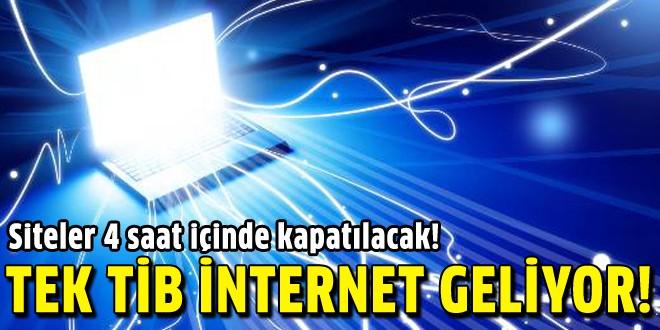 Türkiye'de, İnternet = Hükümet