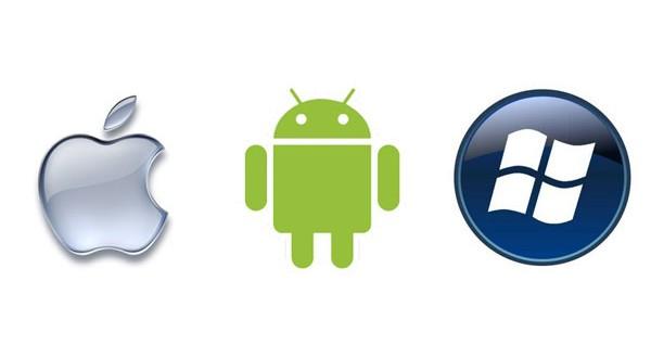 Android IOS'u Solladı
