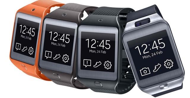 Samsung'dan MWC Bombaları Akıllı Saatler