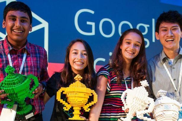 Google bilim fuari 2014