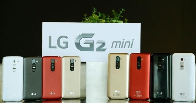 LG G2 Mini Resmi Olarak Tanıtıldı