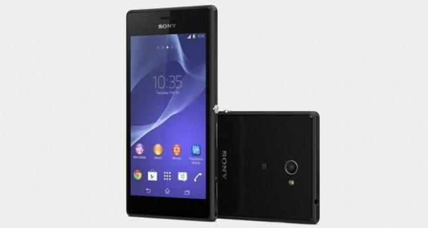 Sony Xperia M2 Nihayet Geldi