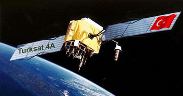 Turksat 4A Uzaya Fırlatıldı