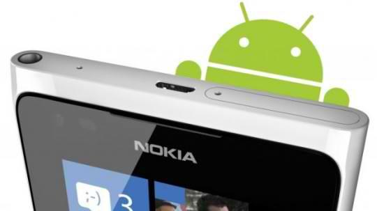 androidli Nokia X A110