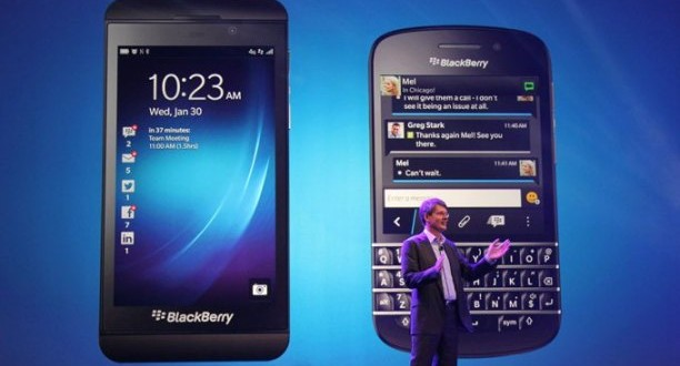 Huzurlarınızda BlackBerry Z3 ve BlackBerry Q20