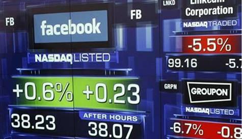 facebook hisseleri dustu