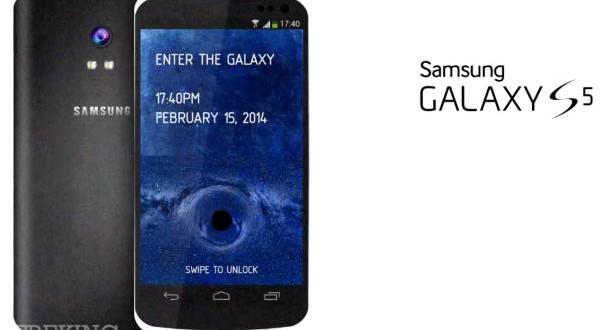 Meğer Galaxy S5 Çoktan Hazırmış