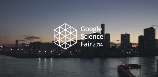 Google Bilim Fuarı 2014 Başlıyor