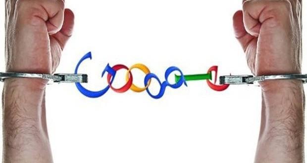 Google'a Alışılmadık Ceza