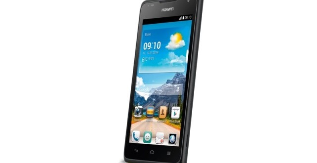Huawei Ucuz Akıllı Telefonu Ascend Y530'u Tanıttı