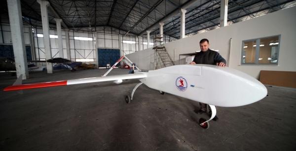 Türk Mühendislerden İnsansız Hava Aracı