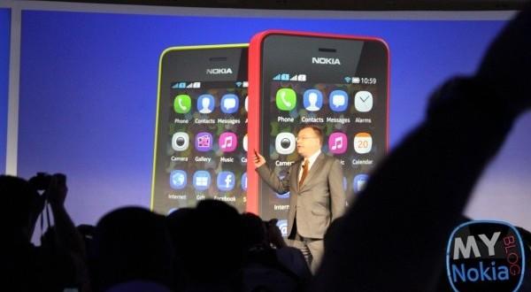 Nokia'nın Çift Sim Kartlısı Asha 504 Saklanamadı
