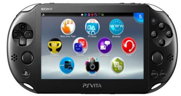 Sony'nin El Konsolu PlayStation Vita Yakında Geliyor