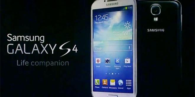 Samsung Galaxy S4 Ekran Görüntüsü Alma