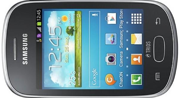 3 Sim Kartlı Akıllı Telefon Samsung Galaxy Star Trios