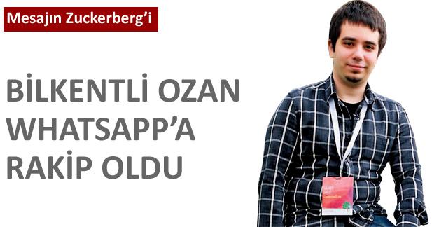 WhatsApp'a Türk Rakip