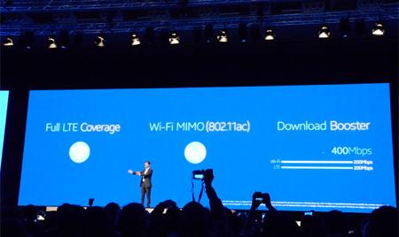 wi-fi MIMO galaxy s5