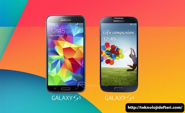 Samsung-Galaxy-S5-ile-Galaxy-S4un-Karsilastirilmasi