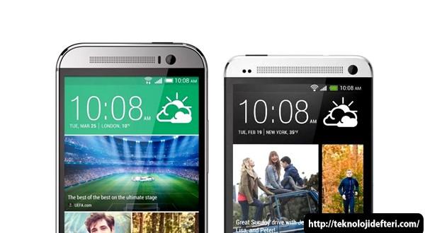 Test: HTC One M8 2014 ve HTC One M7 2013 Karşılaştırılması (VİDEO)