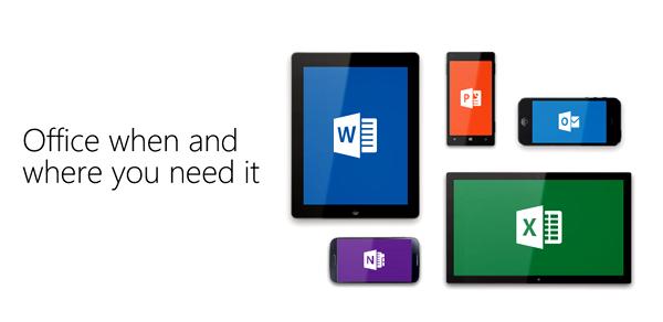 iPad için Tüm Ürünlerde Microsoft İndirimleri Yeni Abonelik Seçeneğiyle
