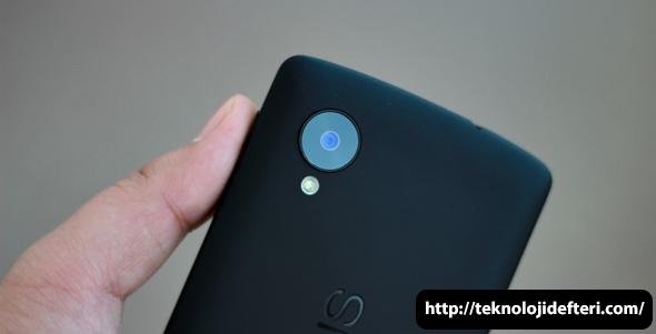 Android'de Ekrana Dokunarak Kilit Özelliğini Kullanmak
