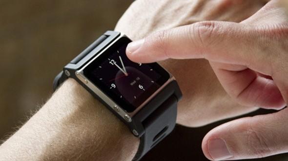 Apple'ın Smartwatch Tasarımı ve Son 'iTime' Patenti Açığa Çıktı