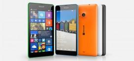 Microsoft, Nokia'sız İlk Akıllı Telefonu Lumia 535'i Türkiye'de Satışa Sundu!