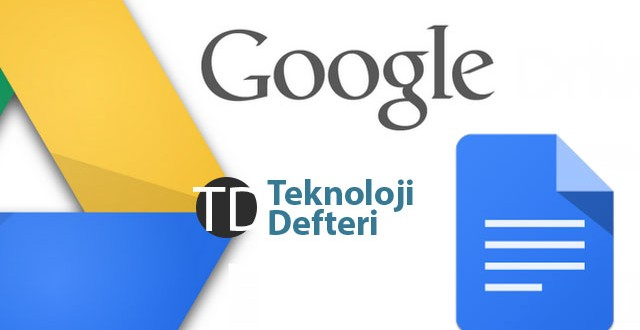 Google Dökümanlar'da kelime sayısı bulmak