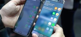Samsung Galaxy Note S7 Vs. Samsung Galaxy Edge 7