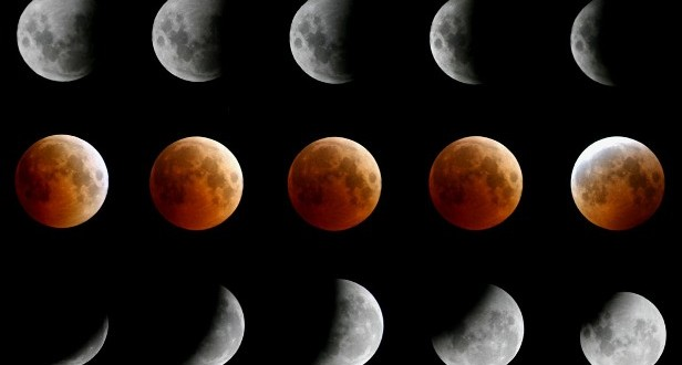 Ay Tutulmasını Mutlaka İzleyin
