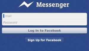 facebook messenger ucretsiz konus