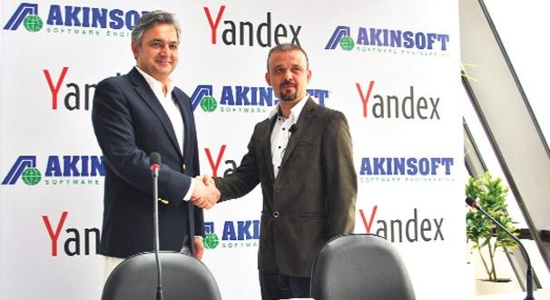 Yandex ve Akınsoft Güçlerini Birleştirdi