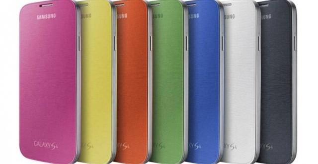 Yeni Galaxy S4 Modelleri