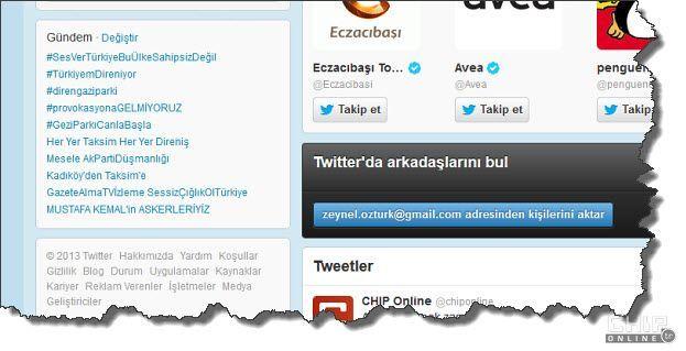 Gezi Parkı İnternette Büyük Yankı Buldu