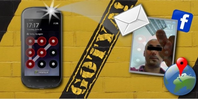 Telefon Hırsızlarına Karşı GotYa Uygulaması