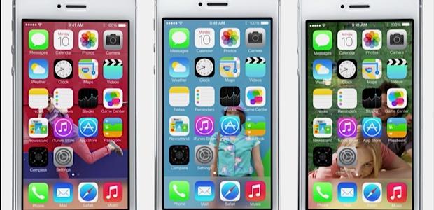 iOS 7 Nihayet Geldi