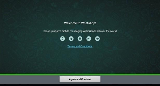 3G ve GSM Desteği Olmayan Tabletlerde WhatsApp Kullanma