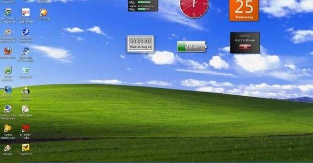 Windows XP Artık Bitiyor