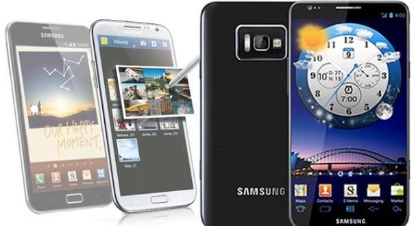 Samsung Galaxy Note 3 Özellikleri Belli Oldu