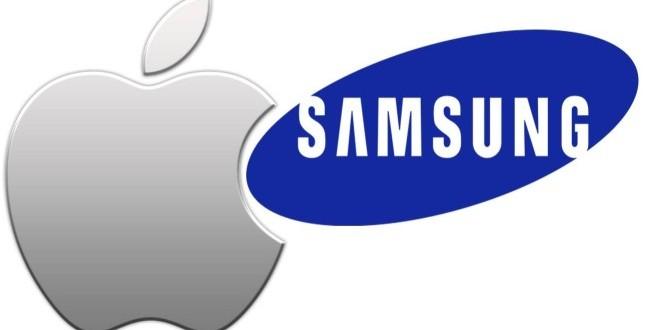 Samsung Apple'ı Solladı