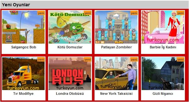 Türk Oyun sitesi